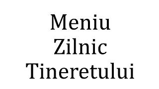 Meniu